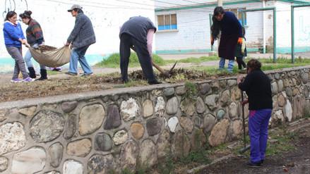 La Oroya: alcalde suspende recojo de residuos a varios sectores