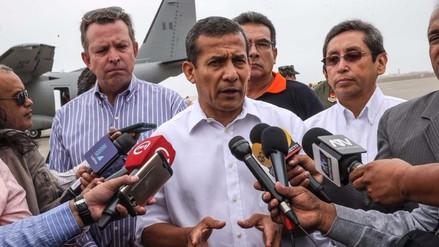 Ollanta Humala descarta cualquier vinculación con caso Lava Jato