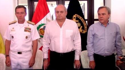 Cateriano asegura que Perú seguirá brindando ayuda oficial a Ecuador