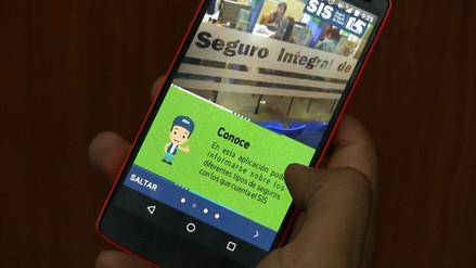 Lambayeque: SIS lanza aplicación móvil gratuita para garantizar atención