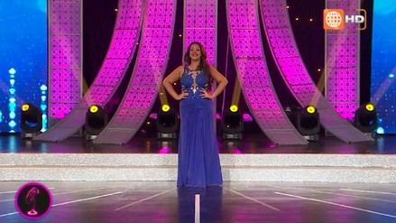 Miss Perú 2016: Mirella Paz recibe llorando beca de estudios