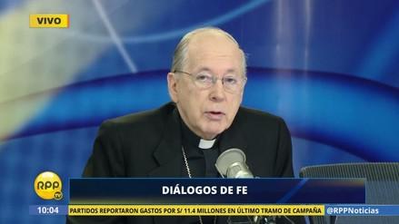 Cipriani anuncia colecta nacional por damnificados de Ecuador