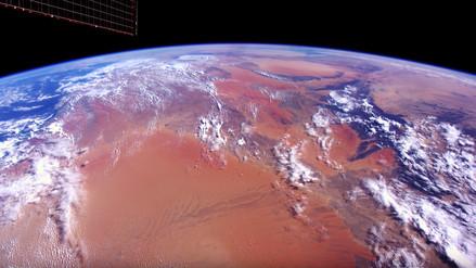 Colores y texturas de la Tierra en imágenes Ultra-HD tomadas por la NASA