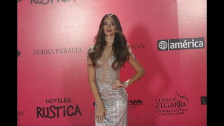 Miss Perú 2016: las mejores imágenes de la alfombra rosada