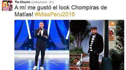 Miss Perú: Karen Schwarz y Mathías Brivio fueron blanco de memes