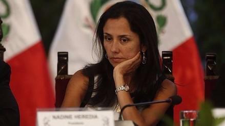 Ipsos: Aprobación de Nadine Heredia bajó a 9%