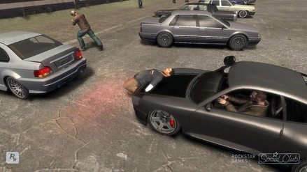 YouTube: esto pasa cuando una mujer quiere aparcar al estilo GTA [VIDEO]