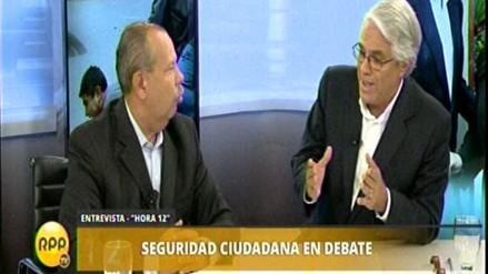 "Costa a Salazar: ""Espero que satélite no sea otro Caso Pishtacos"""