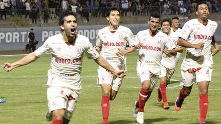 Universitario venció 2-0 a San Martín y está a un paso de ganar el Apertura