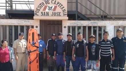 Pescadores de Piura regresaron sanos y salvos a su destino