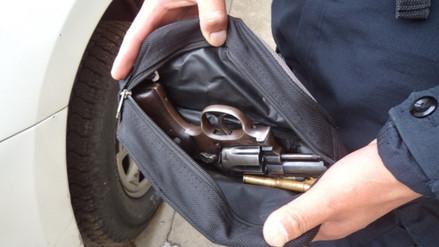 Delincuentes armados se llevaron S/.150 mil de lavandería