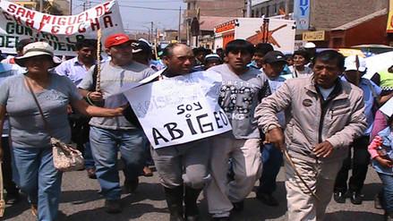 Ronderos llegan a Huaral con abigeo detenido en Pacaraos