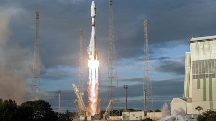 Así fue el lanzamiento del satélite medioambiental Sentinel-1B