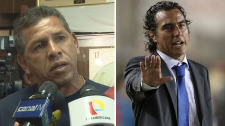 Universitario: ¿'El Puma' Carranza tiene problemas con José Del Solar?