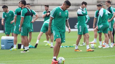Selección Peruana: Juan Manuel Vargas recrudeció su lesión muscular