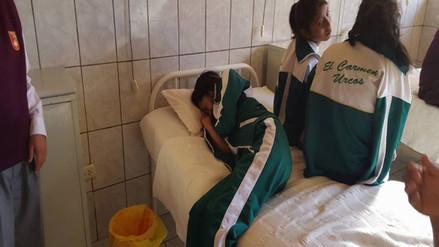 30 alumnos se intoxicaron con alimentos en Urcos-Quispicanchi