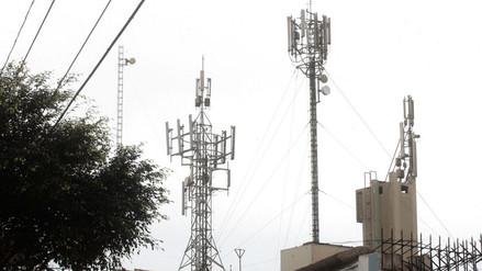 Osiptel: Faltan 7 145 antenas y US$ 2 100 millones para cubrir déficit