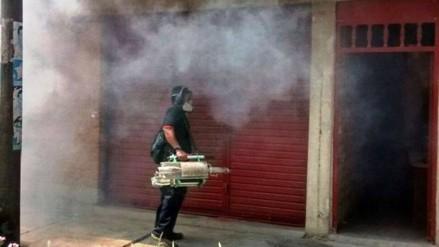 Reinician fumigación de viviendas en Ascope y Trujillo