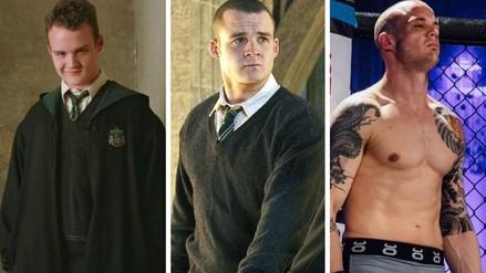 Josh Herdman: de actor de 'Harry Potter' a peleador de MMA
