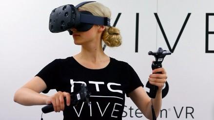 HTC crea un fondo de 100 millones de dólares para impulsar la realidad virtual
