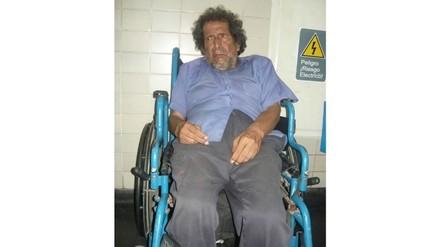 Trujillo: anciano no identificado permanece en Hospital Belén