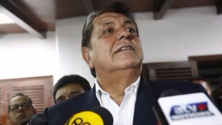 Facebook: Alan García se despidió de la política con esta carta