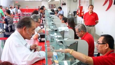 Banco de la Nación atenderá desde las 7:30 am para devolución de Fonavi
