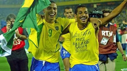 Ronaldo: Vampeta dio detalles de la noche que pasaron con travestis