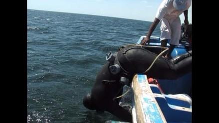 Continúa búsqueda de pescador desaparecido en Lago Titicaca