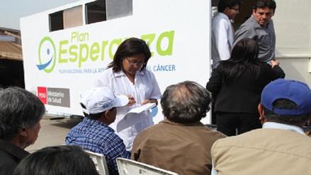 Plan Esperanza realizará despistaje de cáncer gratuito en Piura