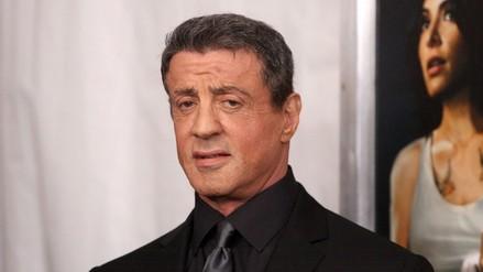 Sylvester Stallone actuará en serie adaptada del autor de