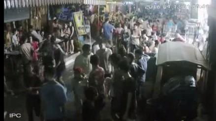 Una familia británica, víctima de una paliza en Tailandia