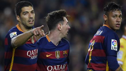 Barcelona ganó 2-0 al Betis y volvió a la cima de la Liga BBVA