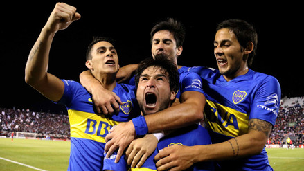 Copa Libertadores: Boca Juniors ganó 2-1 a Cerro Porteño en Asunción