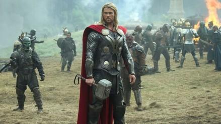 Facebook: ¿Thor es Team Cap o Team Iron Man en Civil War?