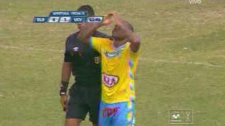 Wilmer Aguirre anotó con La Bocana en su vuelta al fútbol peruano