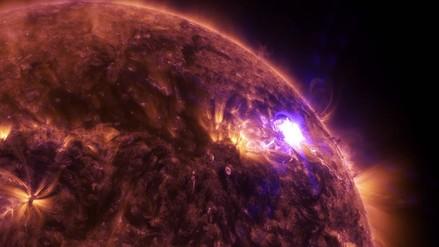 YouTube: NASA compartió impresionante erupción solar en 4K [VIDEO]