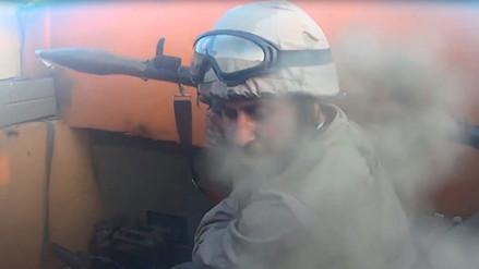YouTube: miembros del Estado Islámico son sometidos por fuerzas kurdas