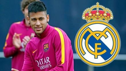 Real Madrid: padre de Neymar se reunió dos veces con Florentino Pérez
