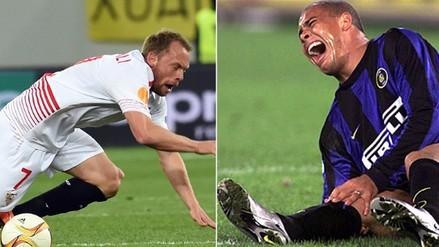 Krohn-Dehli: su lesión en la rodilla es la misma que agobió a Ronaldo