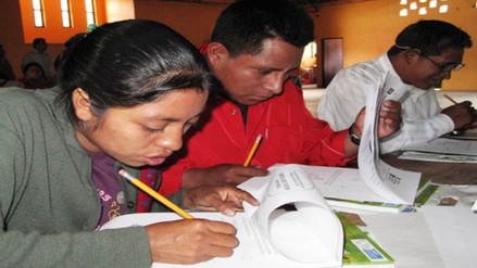Más de 9 mil personas reciben Educación Básica Alternativa en Piura