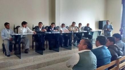 Alcalde Palomino no asistió a sesión donde se discutiría su vacancia
