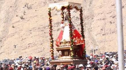 Multarán a quienes vendan licor en festividad de la Virgen de Chapi
