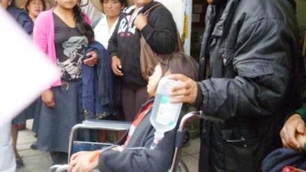 Huamachuco: 40 intoxicados tras celebración en caserío Puente Piedra