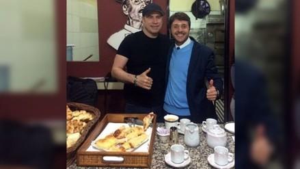 Twitter: John Travolta pasea por Argentina