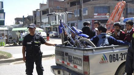 """Huancayo: escolares se fugan de sus colegios para jugar """"Dota"""""""