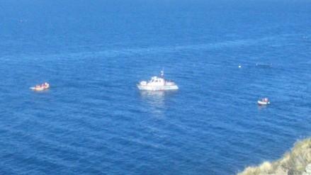 Rescatan cadáver de pescador desaparecido en Lago Titicaca