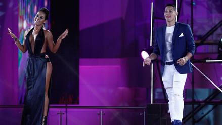 El Gran Show: así se vivió el encuentro entre Dorita Orbegoso y Luigi Carbajal [FOTOS]