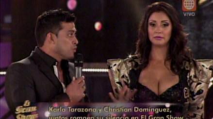 Karla Tarazona: