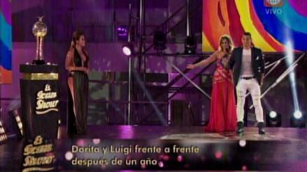 El Gran Show: Dorita Orbegoso y Luigi Carbajal se reencuentran